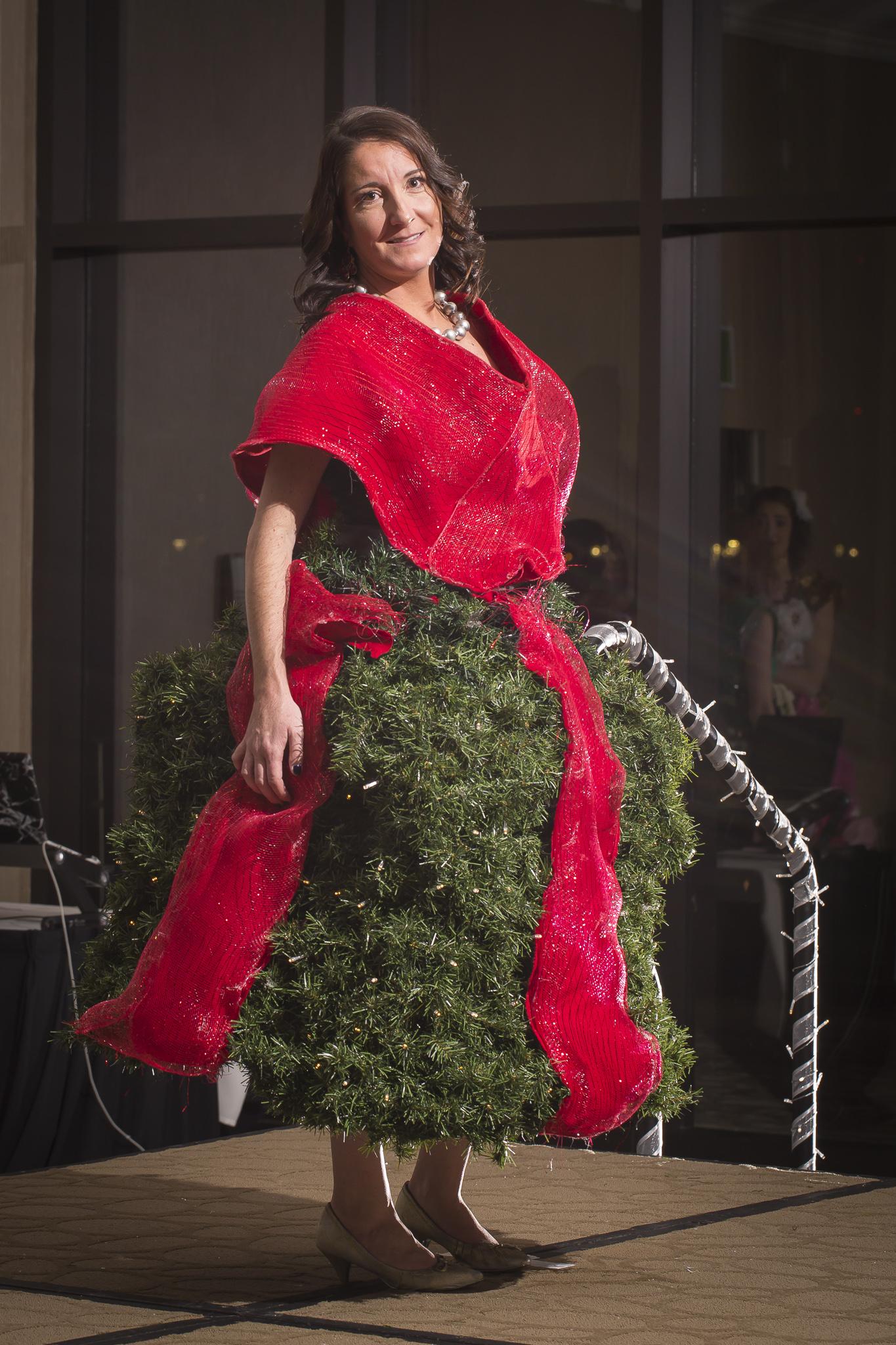 Christmas Tree Fashion Show 17