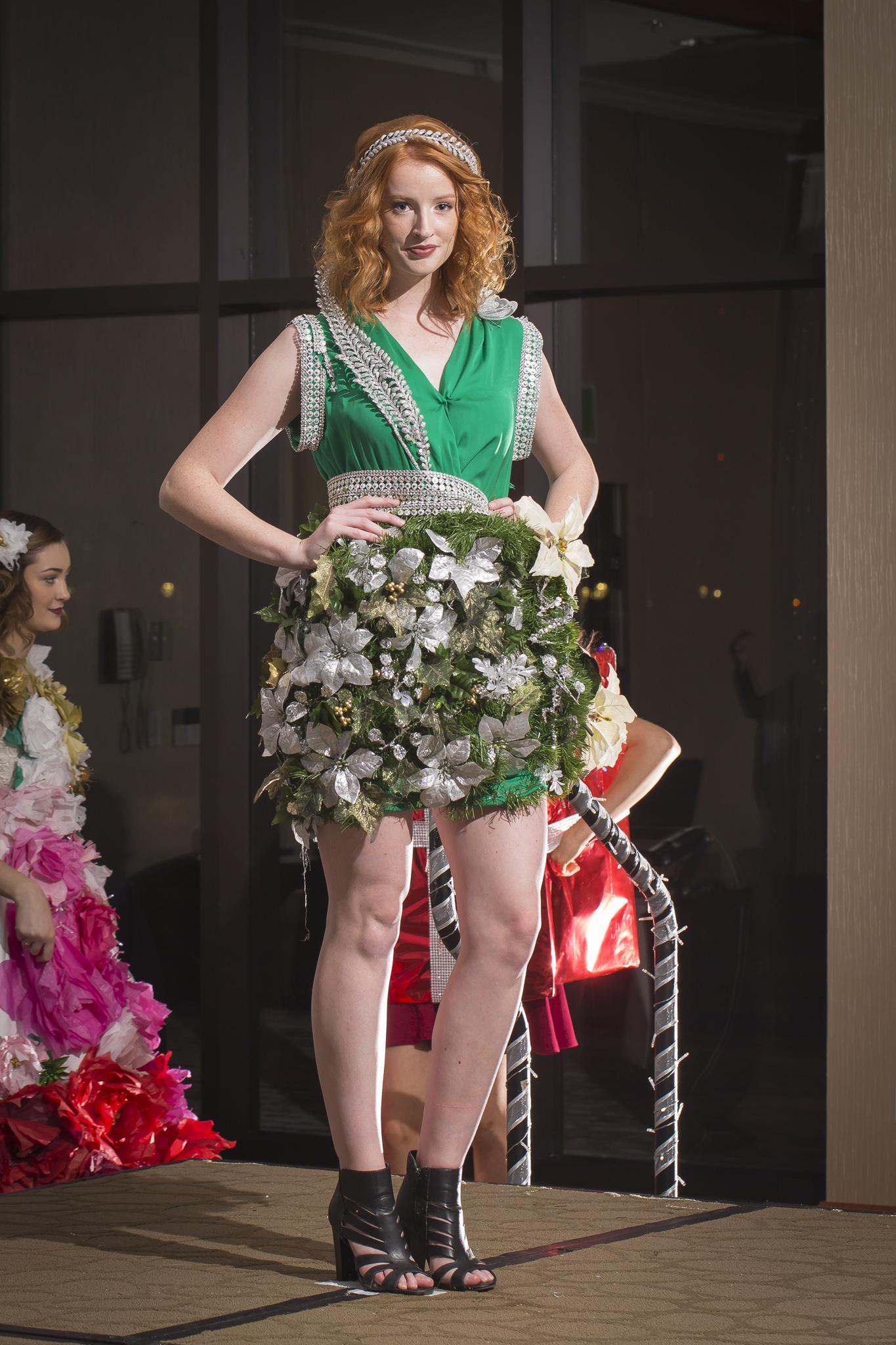 Christmas Tree Fashion Show 16