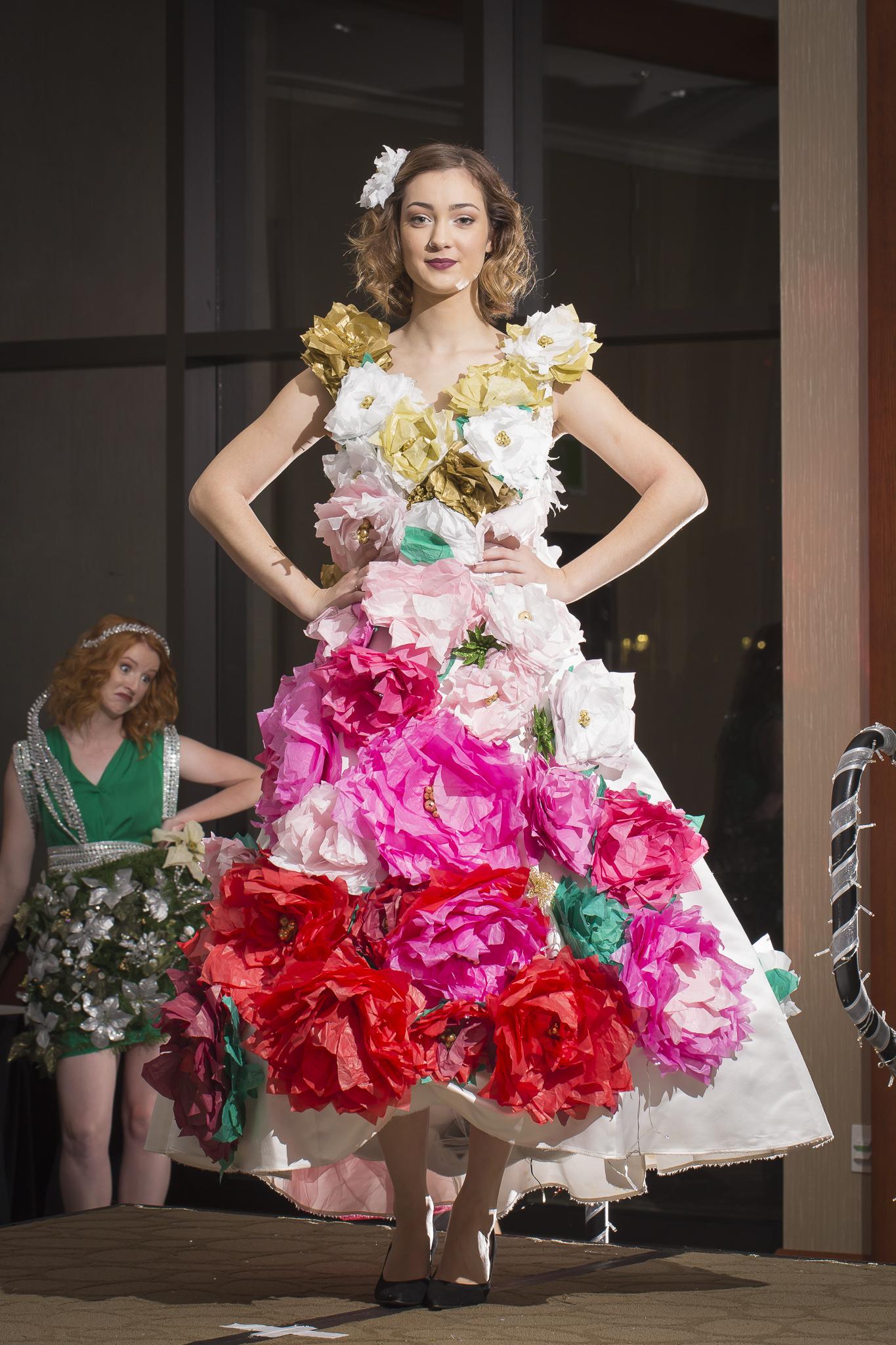Christmas Tree Fashion Show 14