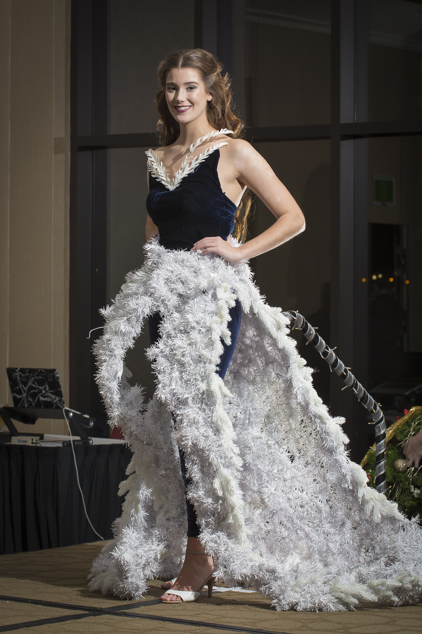 Christmas Tree Fashion Show 12