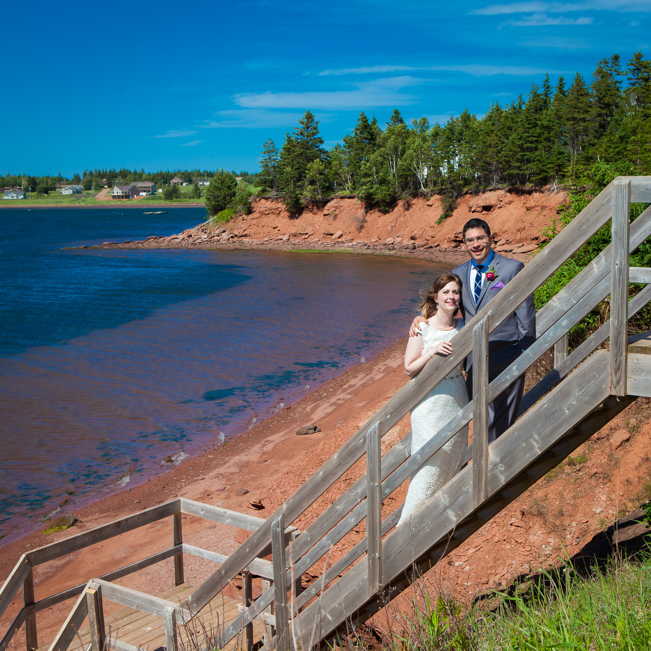 PEI Intimate Wedding Photographer 1