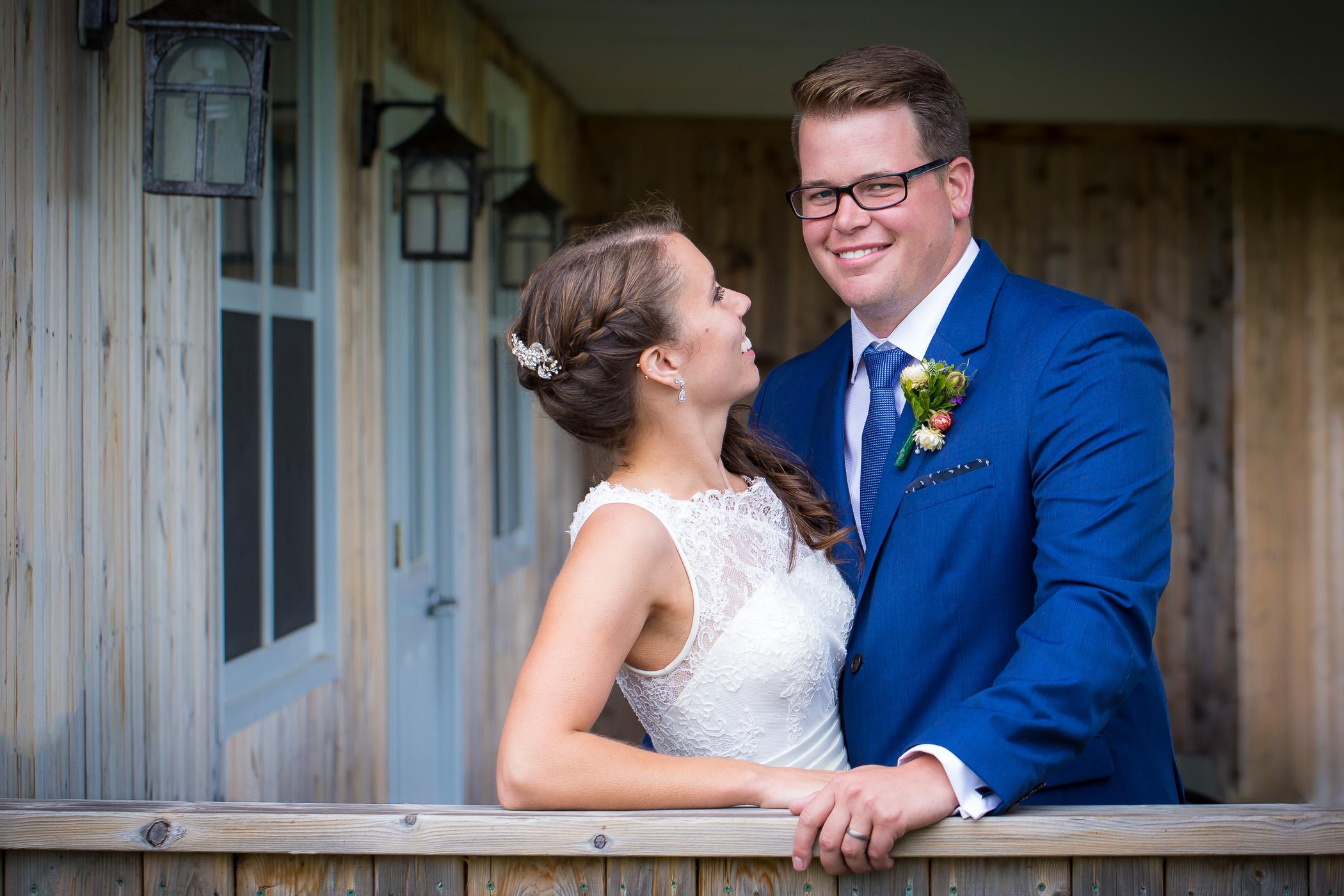 pei photographer sandpiper studios photo of happy bride and groom