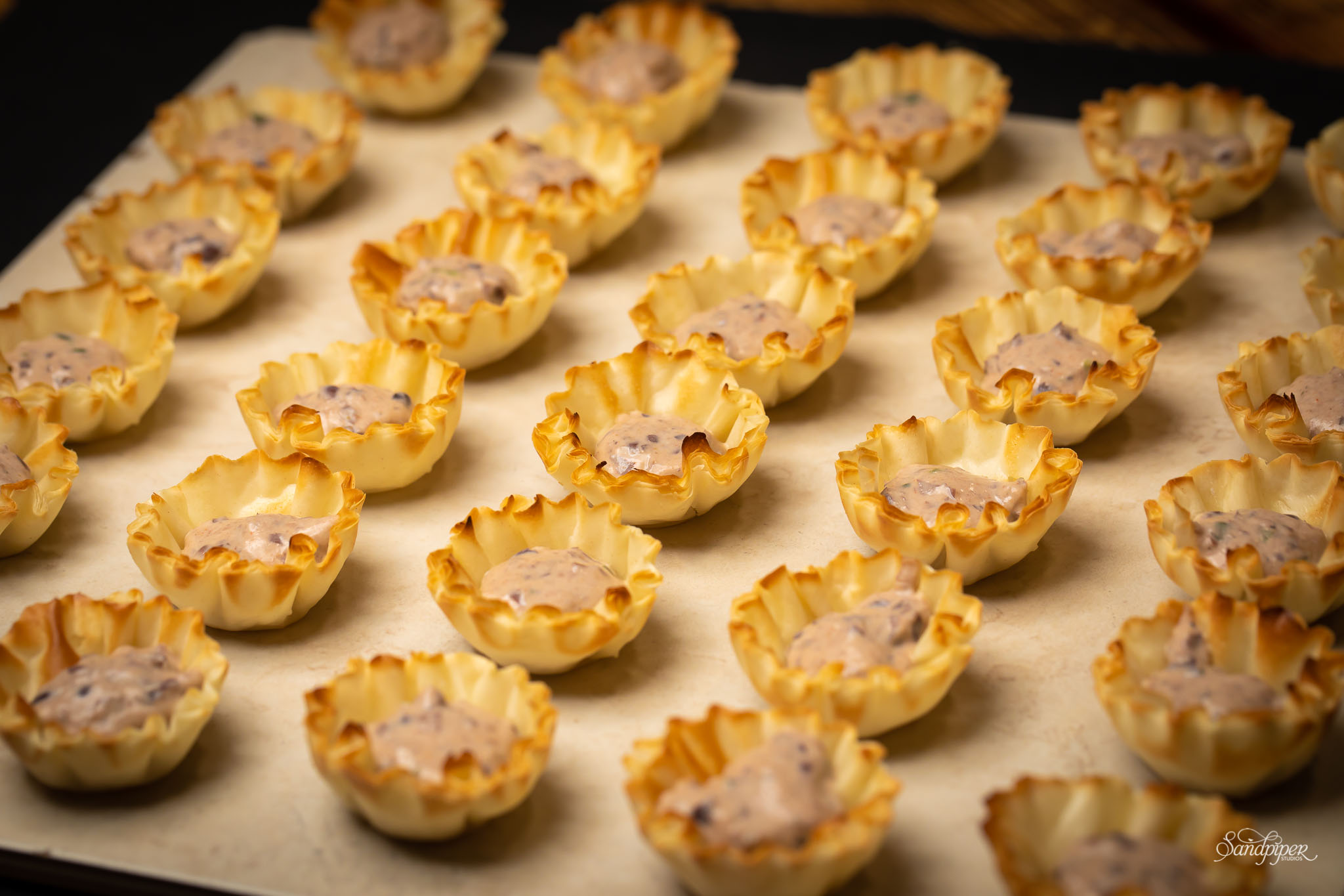Appetizers at the Festival of Wines 2018
