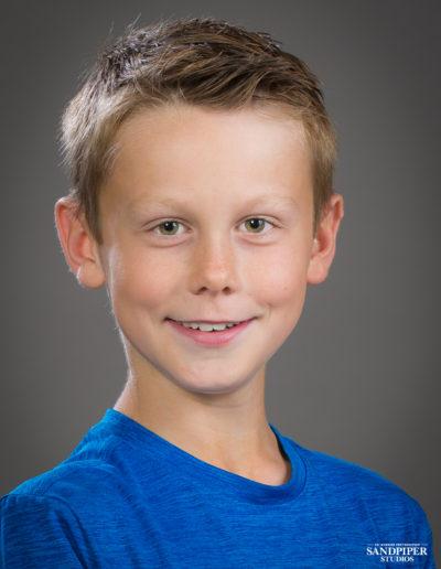 school photos of boy