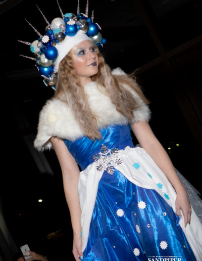 Christmas Tree Dress Fashion Show 47