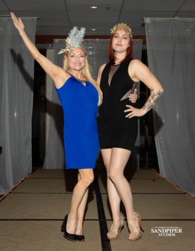 Christmas Tree Dress Fashion Show 39