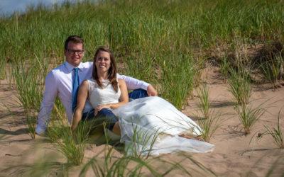 Year After Wedding Photos • Melanie & Jackson