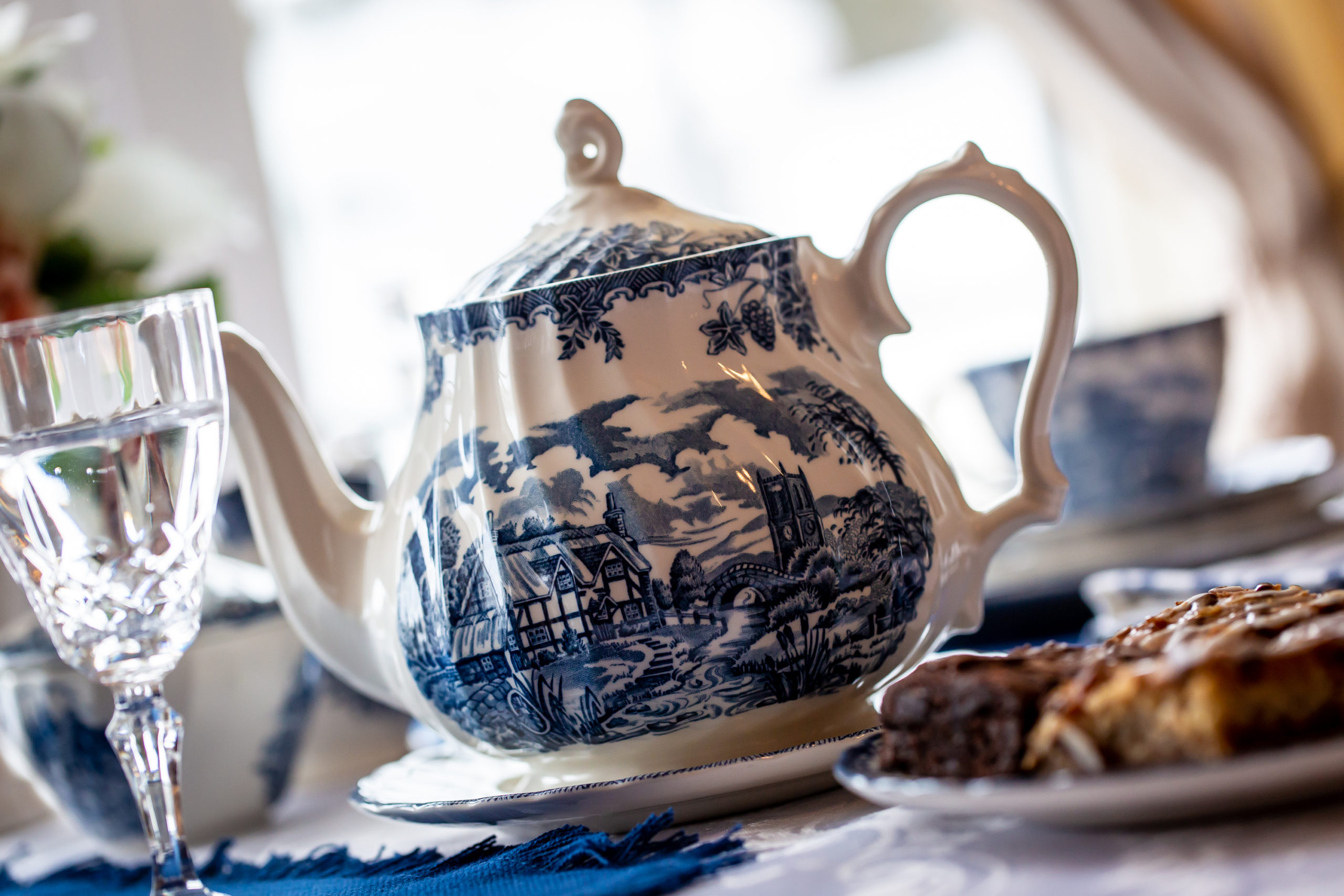 cute teapot for breakfast by pei photographer