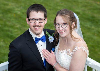 small wedding in PEI